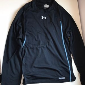 Dark Navy Blue Under Armour lining